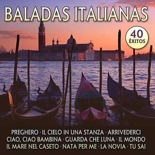 Baladas Italianas von Various Artists
