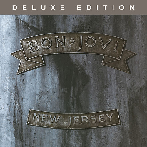 New Jersey (Deluxe Edition) by Bon Jovi