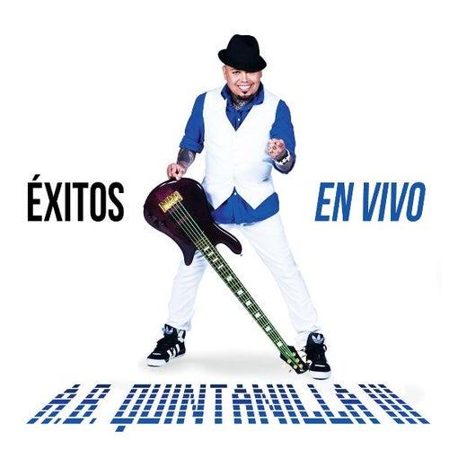 Exitos En Vivo de A.B. Quintanilla III