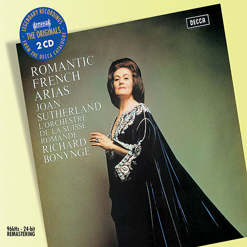 Romantic French Arias de Dame Joan Sutherland