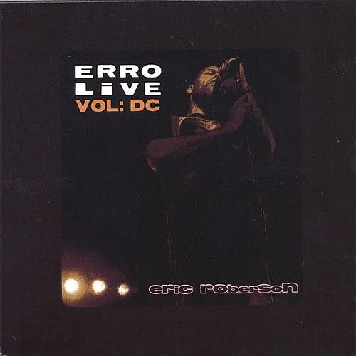 Erro Live Vol: DC de Eric Roberson