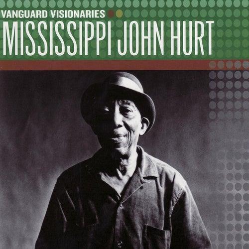 Vanguard Visionaries de Mississippi John Hurt