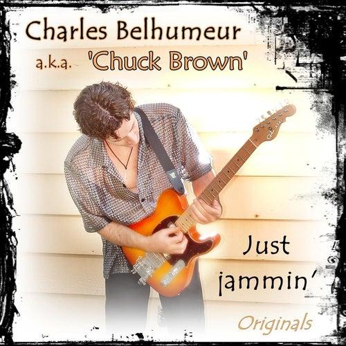 Just Jammin' by Charles Belhumeur