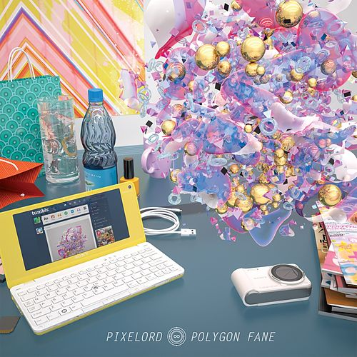 Polygon Fane by Pixelord