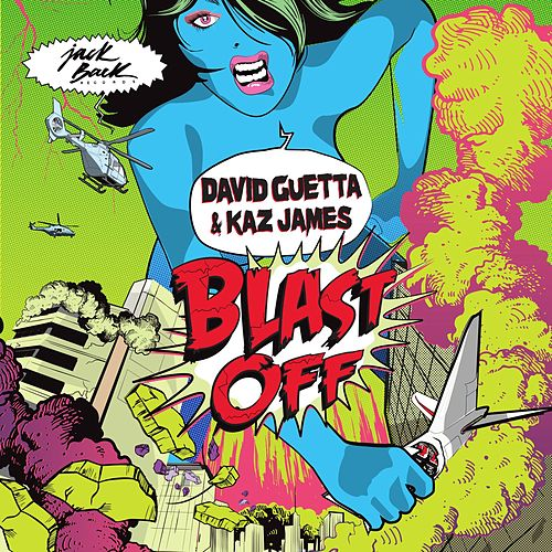 Blast off EP von David Guetta