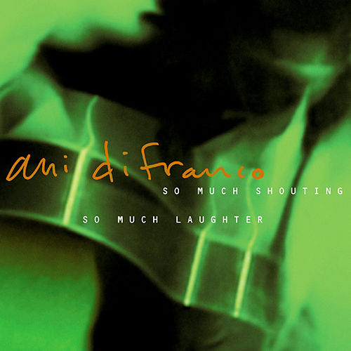 So Much Shouting So Much Laughing by Ani DiFranco