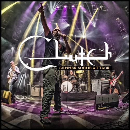 Summer Sound Attack de Clutch
