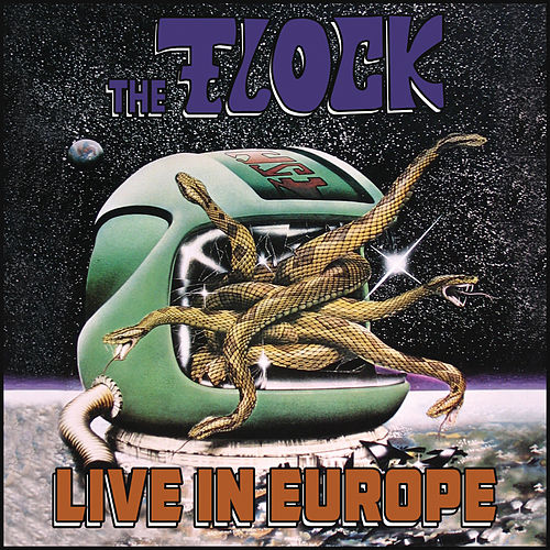 Live in Europe by The Flock