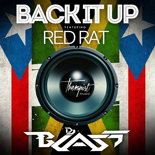 Back It Up (feat. Red Rat) - Single de DJ Blass