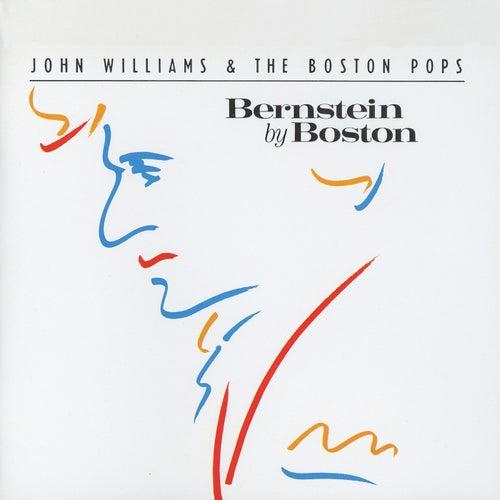 Bernstein By Boston by Boston Pops