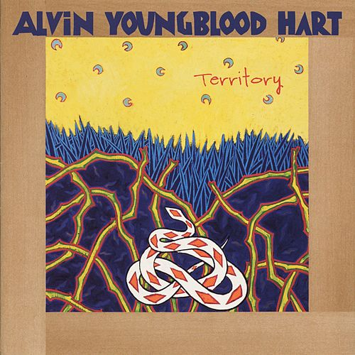 Territory by Alvin Youngblood Hart
