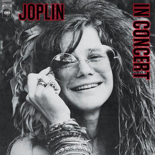 In Concert de Janis Joplin