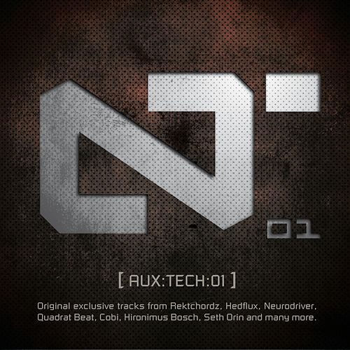 Aux:Tech:01 by Various Artists