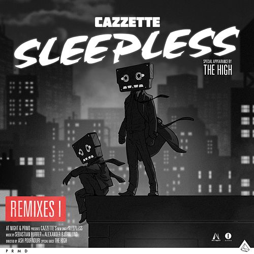 Sleepless (Remixes I) by Cazzette