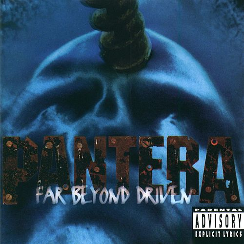 Far Beyond Driven von Pantera