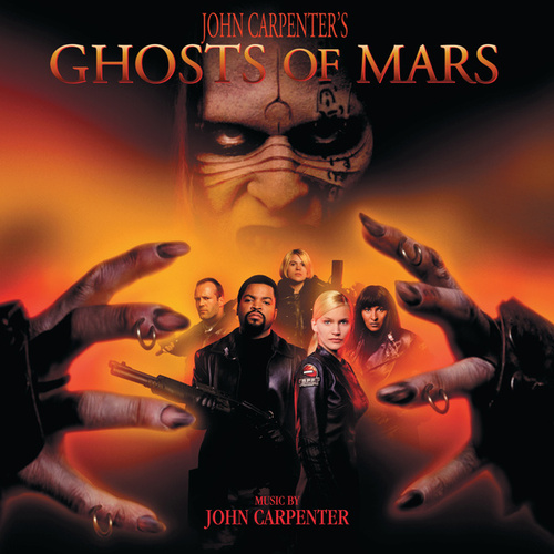 Ghosts Of Mars di John Carpenter