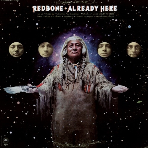 Already Here (Bonus Track Version) de Redbone
