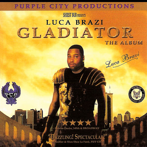 Gladiator: The Album de Purple City