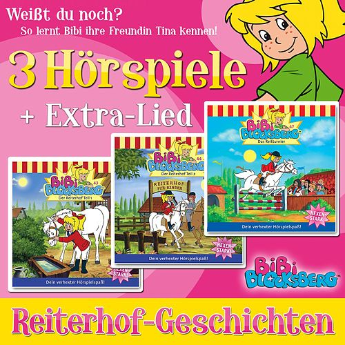 Reiterhof-Geschichten von Bibi & Tina