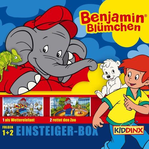 Einsteiger-Collection (Benjamin Blümchen als Wetterelefant & Benjamin Blümchen rettet den Zoo) von Benjamin Blümchen
