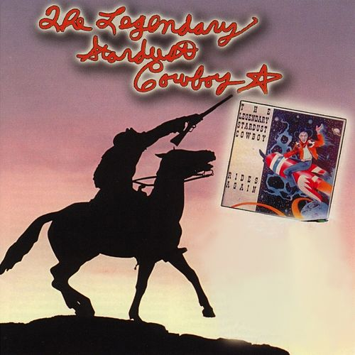 The legendary stardust cowboy rides again by The Legendary Stardust Cowboy