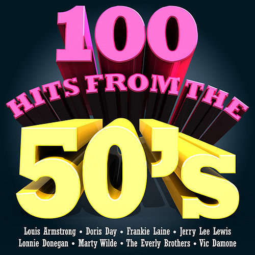 100 Hits from the 50s de Various Artists