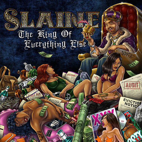 The King of Everything Else de Slaine