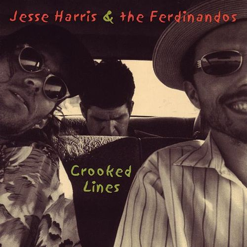 Crooked Lines de Jesse Harris