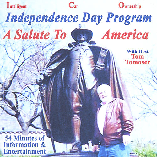 I.C.O. Independence Day Program de Tom Tomoser
