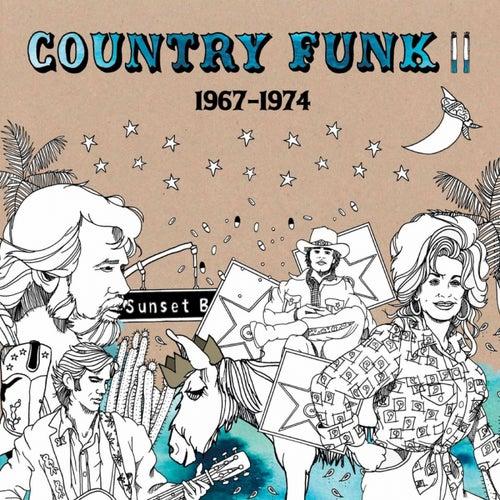 Country Funk Vol. II 1967 - 1974 von Various Artists