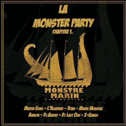 La Monster Party - Chapitre 1 de Various Artists
