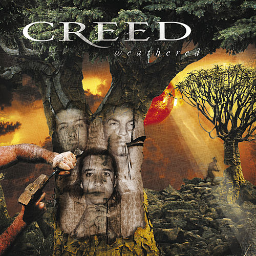 Weathered de Creed