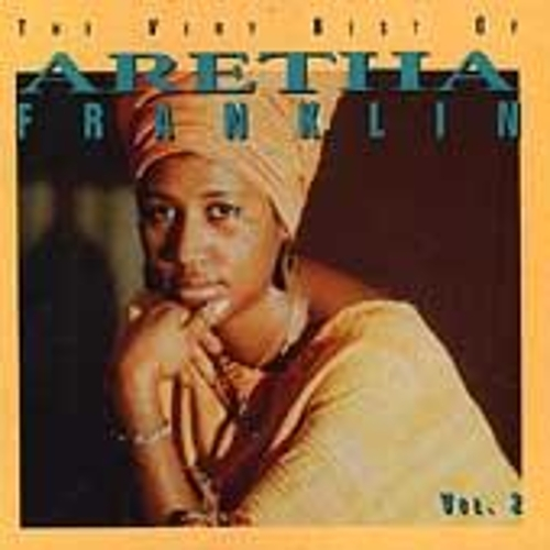 the very best of aretha franklin vol 2 by aretha franklin. Black Bedroom Furniture Sets. Home Design Ideas