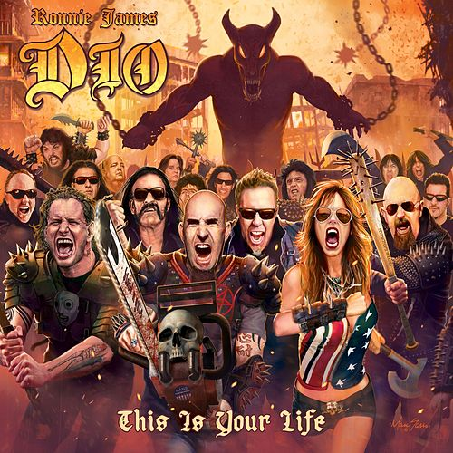 Ronnie James Dio  - This Is Your Life de Various Artists