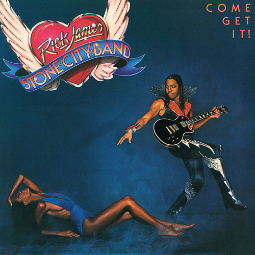 Come Get It! (Expanded Edition) di Rick James