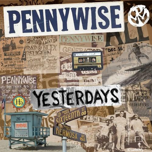 Yesterdays de Pennywise