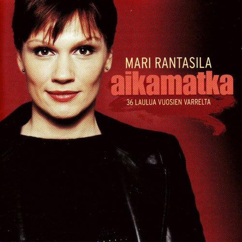 Aikamatka - 36 laulua vuosien varrelta by Mari Rantasila
