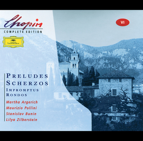 Chopin: Preludes; Scherzos; Impromptus;  Rondos de Various Artists