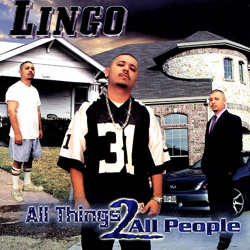 All Things 2 All People von Lingo