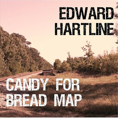 Candy for Bread Map by Edward Hartline