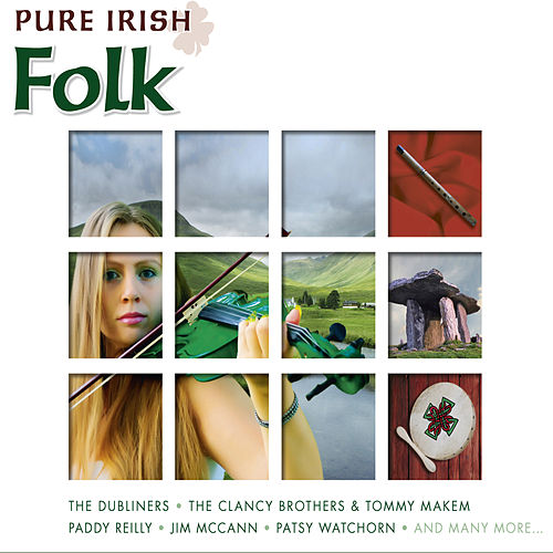 Pure Irish Folk by Various Artists