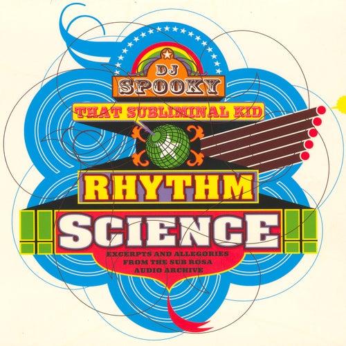 Rhythm science by DJ Spooky