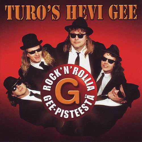 Rock n' Rollia Gee-Pisteestä von Turo's Hevi Gee