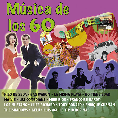 Música de los 60 de Various Artists