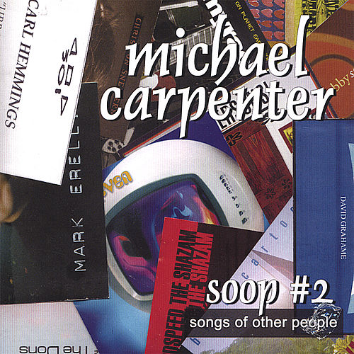 SOOP #2 - Songs Of Other People de Michael Carpenter