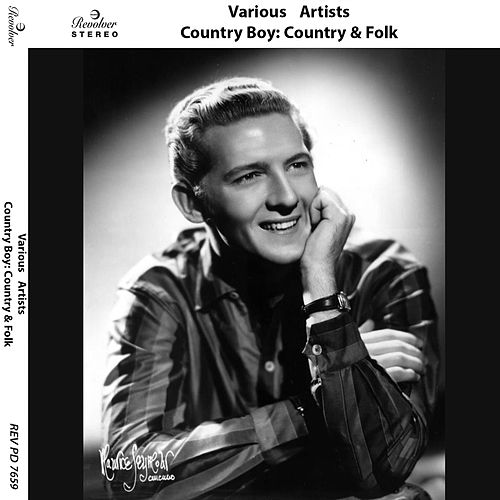 Country Boy: Country & Folk de Various Artists