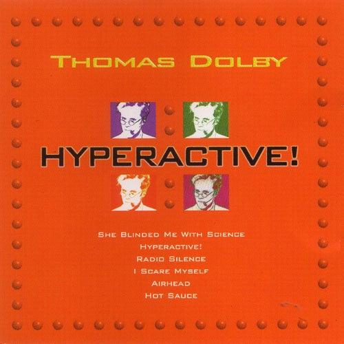 Hyperactive [EMI] von Thomas Dolby