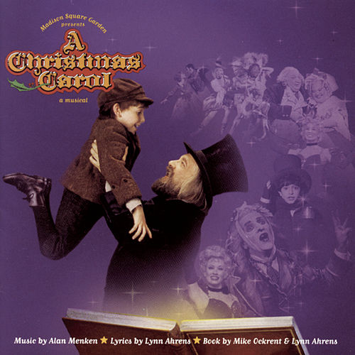 A Christmas Carol: Original Cast Recording by Alan Menken
