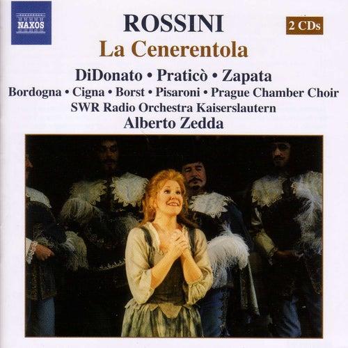 Rossini: Cenerentola (La) (Cinderella) de Joyce DiDonato