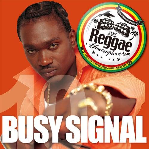 Reggae Masterpiece: Busy Signal 10 de Busy Signal
